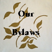 Our By Laws